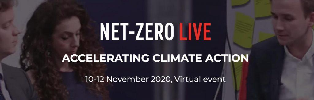 Net-zero Live 2020