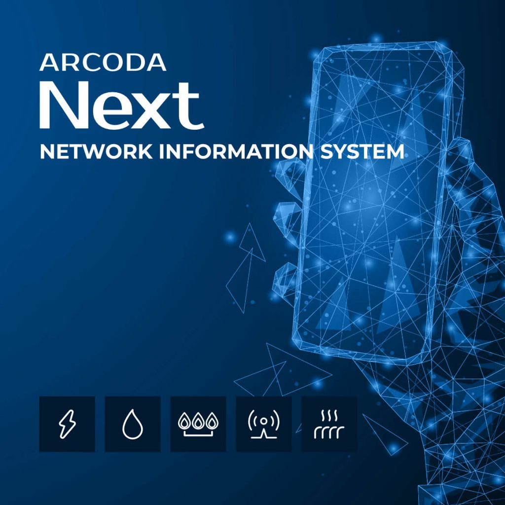 Arcoda Next - Network Information System