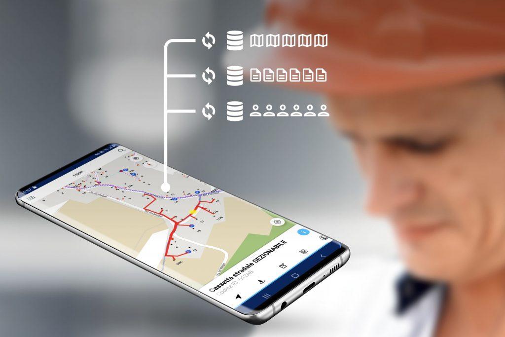 integrazione di Arcoda Next con i dati aziendali